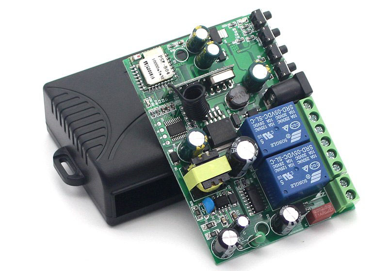 Przekaźnik 2 kanały Wifi + RF